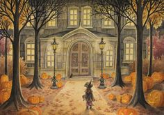 All Hallows' Eve by Lhox.deviantart.com on @deviantART