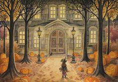 All Hallows' Eve by Lhox.deviantart.com on @deviantART