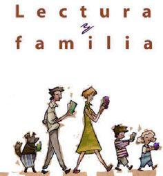 """""""Lectura y familia"""" Edita Junta de Castilla y León - Fundación GSR  (pincha sobre la imagen para leer o descargar el libro digital)"""