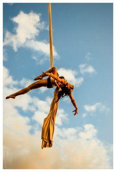Aerial Dance, Thessaloniki, Greece 2013 by Panagiotis Metallinos (aka metallus) http://metallus.tumblr.com
