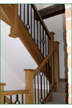 Ordinaire Moreton Barn Oak And Metal Staircase Metal Spindles, Banisters, Glass  Panels, Case Study