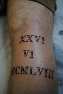Roman numerals, the numeric system used in ancient Rome ...