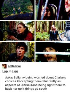 Being Clarke.😂 And people wonder why I ship Bellarke? The 100 Show, The 100 Cast, It Cast, Movies Showing, Movies And Tv Shows, Bellarke Fanfiction, 100 Memes, Bob Morley, The Blacklist