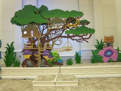 The Overlook, from Lifeway's Preview Event in Fort Worth, TX. Image Only Journey off the Map VBS 2015