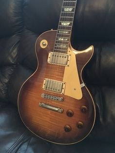 Gibson Les Paul Heritage 80.