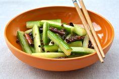 Seasaltwithfood: Spicy Cucumber Salad