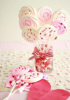 beige & pink candy
