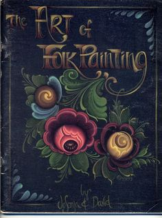 THE ART FOLK PAINTING - Michelle L. Porte V. - Álbuns da web do Picasa... Free book!!