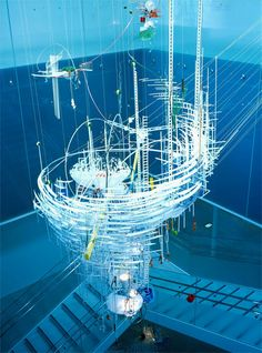 Sarah Sze The Art of Losing 05