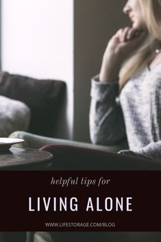 Are you living alone for the first time or for the first time in a long time? #livingalone #newapartment