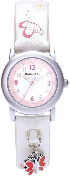 Cannibal Children Watches : Quartz White Dial #CK225-01