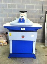 $3800 USM HYTRONIC MODEL B 15 TON HYDRAULIC CLICKER PRESS Leather Workshop, Leather Craft Tools, Sewing Leather, Garage Ideas, Leather Tooling, Baby Items, Tutorials, Model, Ebay