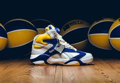 Shaq returns to his alma mater with the Sneaker Politics Reebok Shaq Attaq LSU slated to release on Friday, February 18th for $160. Full details here:
