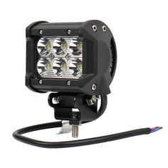 """1Pc 4"""" inch 18W LED Work Light Lamp for Motorcycle Tractor Boat Off Road 4WD 4X4 Truck SUV ATV Spot 12V 24V * Click the VISIT button to find out more"""