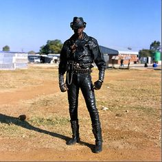 Metal scene in Botswana