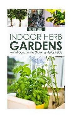 Indoor Herb Gardens: An Introduction To Growing Herbs Inside Growing Herbs Indoors, Herbal Medicine, Herb Garden, Houseplants, Home Crafts, Health And Beauty, Helpful Hints, Herbalism, Mason Jars