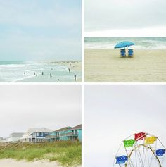 Photos by Valerie Chang.  Now I want to go to the beach... swoon.