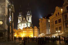 Church of Our Lady before Týn (Chrám Matky Boží před Týnem) - Prague.eu