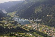 #Flightseeing #Tour #Carinthia #FeldamSee #Lake #Brennsee #Birds #Eye #View @depositphotos #depositphotos #nature #landscape #panorama #austria #season #travel #vacation #holidays #mountains #leisure #sightseeing #beautiful #wonderful #hiking #summer #autumn #green #woods #stock #photo #portfolio #download #hires #royaltyfree