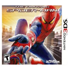 The Amazing Spider-Man for Nintendo 3DS, Multicolor
