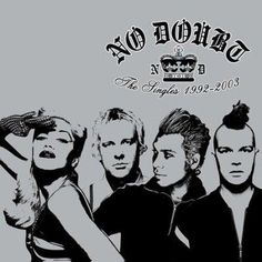 No Doubt - The Singles 1992-2003, Silver