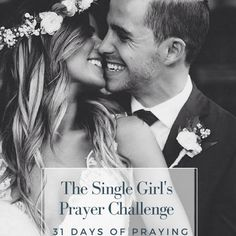 31 Days of Praying for Your Future Husband.