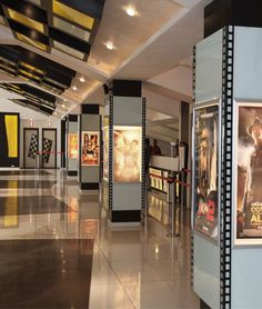 Cine World Booking Counters.  For more visit http://www.rajhans.co.in/cine_world_ahemdabad.aspx