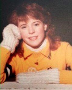 Maria Bamford - then. OH MY GOD, still pretty adorable!