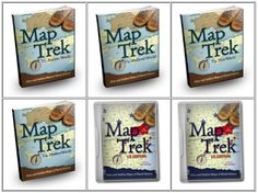 Half-a-Hundred Acre Wood: Map Trek Set Giveaway by Knowledge Quest