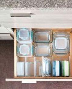 Brilliant Kitchen Cabinet Organization Hack Inspirations Ieas 31