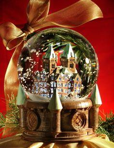 Richardson Towers Collectible Snow Globe