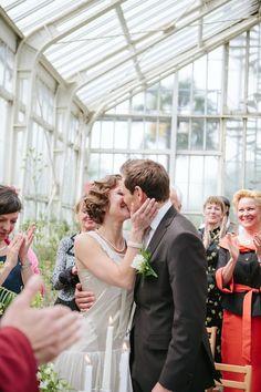 Lovely wedding.