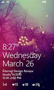 Windows Phone Design principles The foundation that drives good, clean design.