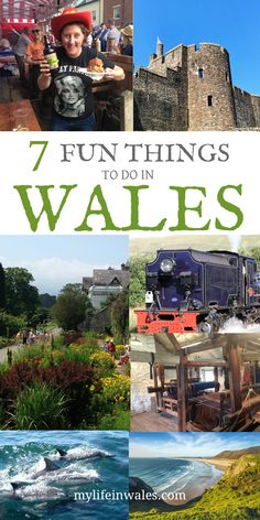 There are so many fun things to do in Wales that you won't know where to start. We'll show you some of the most delightful that will leave you wanting more.