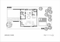 Casa BVLE,Planta - Térreo