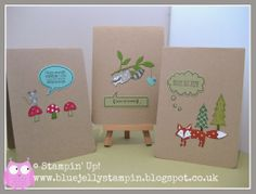 Stampin' Up! Life In The Forest