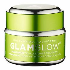 I'm a huge fan of all of the glam glow products but I am especially thrilled with this mask. It is so unique! If there were ever a mask that was an absolute necessity, this is it! It gives the satisfaction of a mud mask with the detoxifying and exfoliating properties and at the same time EVOLVES into a luxurious and nourishing oil..... Truly unique! Also, it smells like green apples (: –AlexaxRose, VIB #Sephora #GlamGlow #New #Exclusive