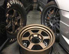 "2,601 Likes, 2 Comments - Rays Wheels (@raysmsc) on Instagram: ""Volk Racing ◀️TE37 Bronze ⏺TE37X Progressive ▶️RE30 Clubsport II ••• #rays #raysmsc #volkracing…"""