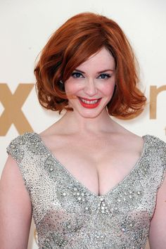 Christina Hendricks.  Love her style on Madmen..#Repin By:Pinterest++ for iPad#