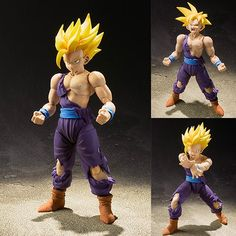 S.H.Figuarts Super Saiyan Son Gohan (Battle Damaged Ver.) from Dragon Ball Z [IN STOCK]  $89 AUD (FREE standard parcel post to anywhere in Australia) Now available in stock from: https://www.figurecentral.com.au/products/s-h-figuarts-super-saiyan-son-gohan-battle-damaged-ver-from-dragon-ball-z-in-stock?variant=5061321064485  #shfiguarts #songohan #dragonball #bandai #figurecentral