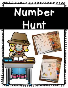 This is a great activity to keep stocked in your math centers! It's low prep and students LOVE it! I love it too for the engagement and easy differentiation it provides! It can be used all year long!  To get started: *Print and copy the pages you'd like to use *Place them in a bin with scissors, a glue sticks, and several child friendly magazines, catalogs, or advertisements for students to search for the target numbers! *Let your students have at it!