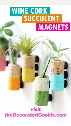 New Crafts, Summer Crafts, Cute Crafts, Decor Crafts, Crafts For Kids, Wine Cork Crafts, Wine Bottle Crafts, In Vino Veritas, Diy Projects To Try