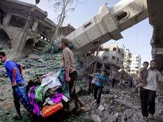 ΤΟ ΚΟΥΤΣΑΒΑΚΙ: Συμφωνία για τριήμερη εκεχειρία στη Γάζα Σε τριήμερη κατάπαυση του πυρός συμφώνησαν τα ξημερώματα της Παρασκευής, Χαμάς και Ισραήλ, μετά από εκκλήσεις των ΗΠΑ και των Ηνωμένων Εθνών. Μόνο χθες Πέμπτη, ο αριθμός των νεκρών Παλαιστινίων έφτασε τους 79.