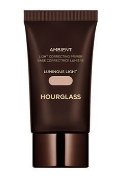 This rosy primer from Hourglass evens tone, blurs imperfections, and makes your cheekbones look as though they're bathed in candlelight. Not bad for one tube.Hourglass Ambient Light Correcting Primer, $44, available at Space NK.  #refinery29 http://www.refinery29.com/2016/04/109199/new-space-nk-summer-products#slide-19
