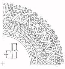 Billedresultat for bobbin lace fan pattern Bobbin Lace Patterns, Lacemaking, Lace Heart, Lace Jewelry, Needle Lace, String Art, Lace Detail, Tatting, Diy And Crafts