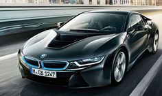 Is There a Hybrid Supercar in BMW's Future?