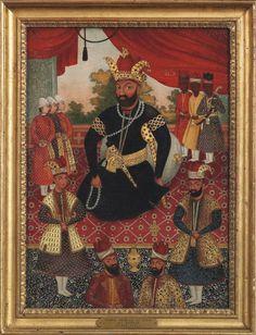 Islamic Persia: Nadir Shah Afshar and His Court