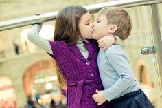 子どものキス - 画像検索