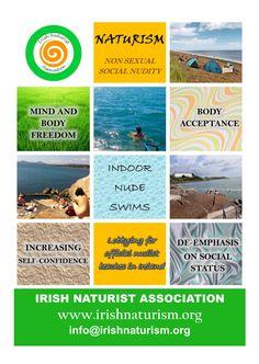 What's the gist of naturism in Ireland? Ink Cartridge Reset, Ireland, Irish, Lifestyle, Irish Language