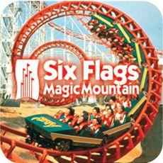 Six Flags Magic Mountain, Valencia, California